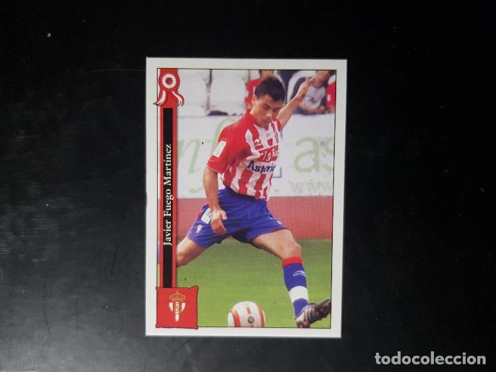 LAS FICHAS DE LA LIGA. 2005/06. MUNDICROMO. Nº 858 (Coleccionismo Deportivo - Álbumes y Cromos de Deportes - Cromos de Fútbol)