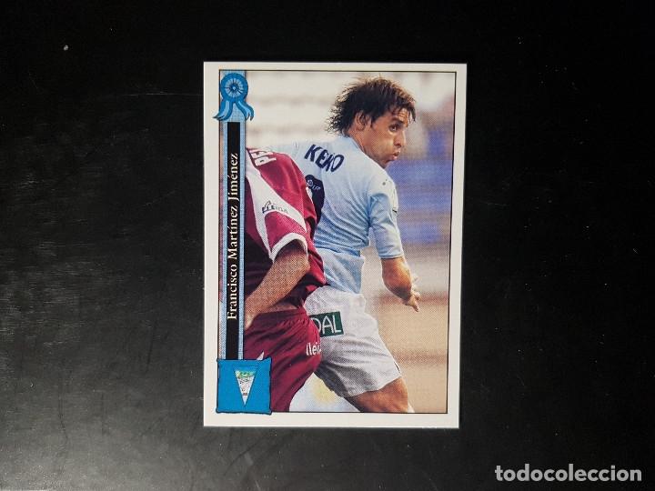 LAS FICHAS DE LA LIGA. 2005/06. MUNDICROMO. Nº 898 (Coleccionismo Deportivo - Álbumes y Cromos de Deportes - Cromos de Fútbol)