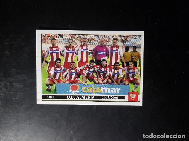LAS FICHAS DE LA LIGA. 2005/06. MUNDICROMO. Nº 901 (Coleccionismo Deportivo - Álbumes y Cromos de Deportes - Cromos de Fútbol)