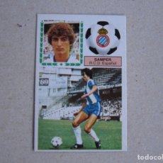 Cromos de Fútbol: ESTE 83 84 FICHAJE Nº 26 SAMPER ESPAÑOL 1983 1984 NUNCA PEGADO. Lote 179534943