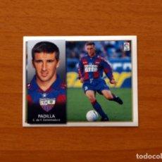 Cromos de Fútbol: EXTREMADURA - PADILLA - EDICIONES ESTE 1998-1999, 98-99 - NUNCA PEGADO. Lote 179638457