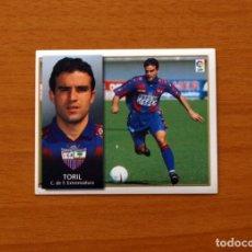 Cromos de Fútbol: EXTREMADURA - TORIL - EDICIONES ESTE 1998-1999, 98-99 - NUNCA PEGADO. Lote 179703166