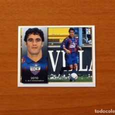 Cromos de Fútbol: EXTREMADURA - SOTO - EDICIONES ESTE 1998-1999, 98-99 - NUNCA PEGADO. Lote 179705137