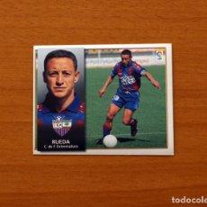 Cromos de Fútbol: EXTREMADURA - RUEDA - EDICIONES ESTE 1998-1999, 98-99 - NUNCA PEGADO. Lote 179706973