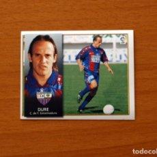 Cromos de Fútbol: EXTREMADURA - DURÉ - EDICIONES ESTE 1998-1999, 98-99 - NUNCA PEGADO. Lote 179713996