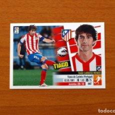 Cromos de Fútbol: ATLÉTICO MADRID - TIAGO - LIGA 2013-2014, 13-14 - EDICIONES ESTE - NUNCA PEGADO. Lote 179716577