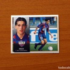 Cromos de Fútbol: EXTREMADURA - FREDI - EDICIONES ESTE 1998-1999, 98-99 - NUNCA PEGADO. Lote 179730452