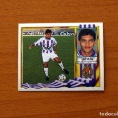 Cromos de Fútbol: VALLADOLID - GUEVARA - COLOCA - EDICIONES ESTE 1995-1996, 95-96 - NUNCA PEGADO. Lote 179839056