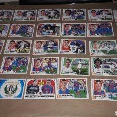 Cromos de Fútbol: LOTE 85 CROMOS 14 15 ESTE. Lote 180024400