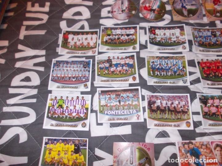 Cromos de Fútbol: LIGA ESTE 2004 2005 MESSI +ALINACIONES LA RAZON 2003 2004 - Foto 3 - 180078437
