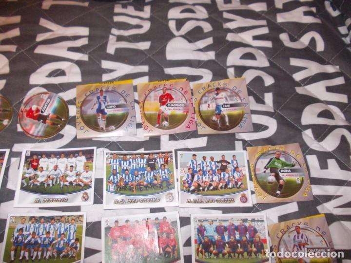 Cromos de Fútbol: LIGA ESTE 2004 2005 MESSI +ALINACIONES LA RAZON 2003 2004 - Foto 4 - 180078437