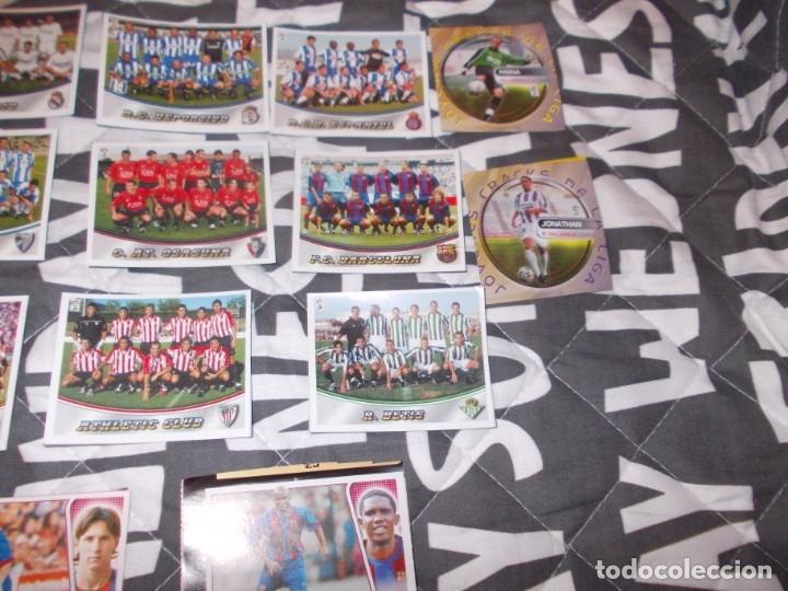 Cromos de Fútbol: LIGA ESTE 2004 2005 MESSI +ALINACIONES LA RAZON 2003 2004 - Foto 5 - 180078437