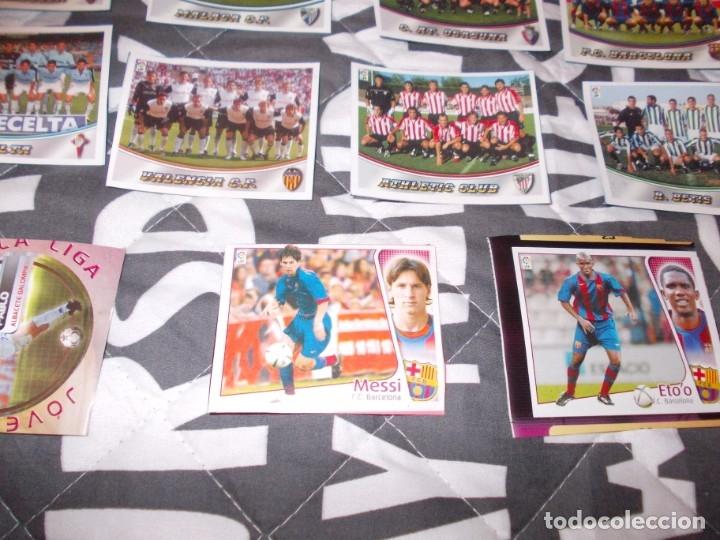 Cromos de Fútbol: LIGA ESTE 2004 2005 MESSI +ALINACIONES LA RAZON 2003 2004 - Foto 6 - 180078437