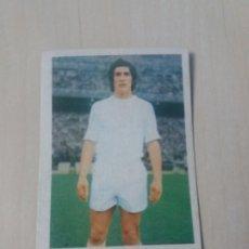 Cromos de Fútbol: EDICIONES ESTE 73 74 BENITO - REAL MADRID - 1973 1974 CROMO SIN PEGAR CON NOMBRE ESCRITO TRASERA. Lote 180164900