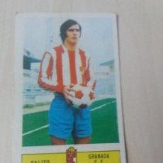 Cromos de Fútbol: EDICIONES ESTE 73 74 FALITO - GRANADA - 1973 1974 CROMO NUEVO SIN PEGAR . Lote 180165085