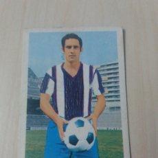 Cromos de Fútbol: EDICIONES ESTE 73 74 DE DIEGO - ESPAÑOL - 1973 1974 CROMO SIN PEGAR CAMISETA PINTADA. Lote 180165316