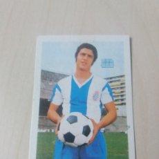 Cromos de Fútbol: EDICIONES ESTE 73 74 SOLSONA - ESPAÑOL - 1973 1974 CROMO NUEVO SIN PEGAR . Lote 180165472