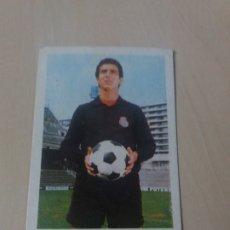 Cromos de Fútbol: EDICIONES ESTE 73 74 BORJA - ESPAÑOL - 1973 1974 CROMO NUEVO SIN PEGAR . Lote 180165525