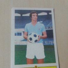 Cromos de Fútbol: EDICIONES ESTE 73 74 RODILLA - REAL CELTA - 1973 1974 CROMO NUEVO SIN PEGAR . Lote 180165657