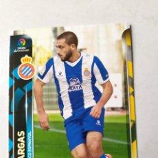 Cromos de Fútbol: VARGAS 453 ESPANYOL NUEVO FICHAJE MEGACRACKS 2019 2020 PANINI. Lote 180176051