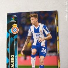 Cromos de Fútbol: CALERO 465 ESPANYOL NUEVO FICHAJE MEGACRACKS 2019 2020 PANINI. Lote 180176081