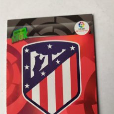 Cromos de Fútbol: ATLÉTICO DE MADRID 37 ESCUDO MEGACRACKS 2019 2020 PANINI. Lote 180176682