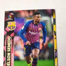 Cromos de Fútbol: NELSON SEMEDO 58 BARCELONA MEGACRACKS 2019 2020 PANINI. Lote 180177157