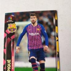 Cromos de Fútbol: PIQUÉ 60 BARCELONA MEGACRACKS 2019 2020 PANINI. Lote 180177201