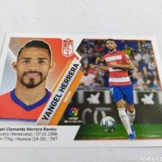 Cromos de Fútbol: YANGEL HERRERA 10 BIS GRANADA COLOCA LIGA ESTE 2019 2020 PANINI. Lote 180208852