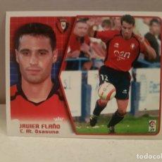 Cromos de Fútbol: CROMO FUTBOL LIGA 2005 2006 EDICCIONES ESTE OSASUNA JAVIER FLAÑO COLOCA. Lote 180280362
