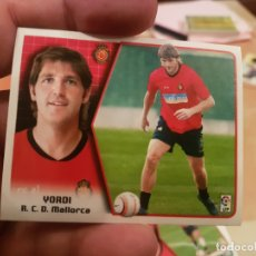 Cromos de Fútbol: CROMO FUTBOL LIGA 2005 2006 EDICCIONES ESTE MALLORCA YORDI COLOCA. Lote 180280825