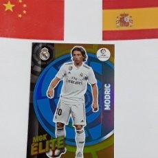 Cromos de Fútbol: MGK 2019 2020 MEGACRACKS 19 20 CROMO PANINI ÉLITE N 372 REAL MADRID MODRIC. Lote 180289822