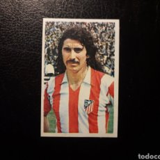 Cromos de Fútbol: AYALA AT DE MADRID. N° 28 RUIZ ROMERO 1976-1977 76-77 DESPEGADO. VER FOTOS DE FRONTAL Y TRASERA. Lote 180295972