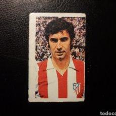 Cromos de Fútbol: GARATE AT DE MADRID. N° 26 RUIZ ROMERO 1976-1977 76-77 SIN PEGAR. VER FOTOS DE FRONTAL Y TRASERA. Lote 180295986