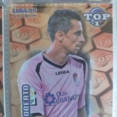 Cromos de Fútbol: FÚTBOL CROMO Nº 549 ROJO ROBERTO GRANADA C.F. MUNDICROMO QUIZ GAME 2011 2012. Lote 180297150