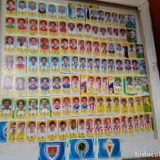 Cromos de Fútbol: 110 CROMOS LIGA ESTE 09-10 , ~ MADRID,BARCA,VALENCIA,ATL,DEPOR,ETC..~ , NUNCA PEGADOS # LEER ANUNCIO. Lote 180325592
