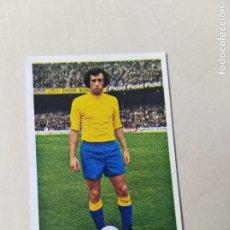 Cromos de Fútbol: EDITORIAL FHER 75 76 LEON LAS PALMAS - CROMO NUEVO SIN PEGAR - 1975 76. Lote 180333175