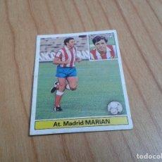 Cromos de Fútbol: MARIAN -- ATLÉTICO MADRID -- FICHAJE Nº 8 -- VERSIÓN -- 81/82 -- ESTE -- RECUPERADO. Lote 180335196