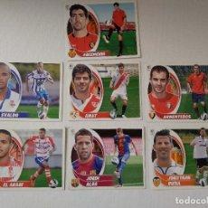 Cromos de Fútbol: 7 CROMOS LIGA ESTE 2012-13 , ~ ULTIMOS FICHAJES Y COLOCA ~ , NUNCA PEGADOS # LEER ANUNCIO. Lote 180389657