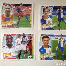 Cromos de Fútbol: 4 CROMOS LIGA ESTE 2010-2011 , ~ ULTIMOS FICHAJES ~ , NUNCA PEGADOS # LEER ANUNCIO. Lote 180395688