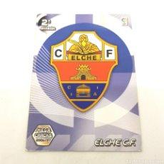 Cromos de Fútbol: (C-21) MEGA CRACKS 2006-2007 - 2A DIVISIÓN - (ELCHE) N°428 ESCUDO. Lote 180409006