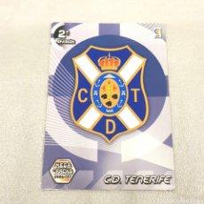 Cromos de Fútbol: (C-21) MEGA CRACKS 2006-2007 - 2A DIVISIÓN - (TENERIFE) N°432 ESCUDO. Lote 180410056