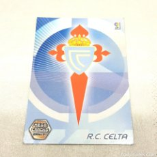 Cromos de Fútbol: (C-21) MEGA CRACKS 2006-2007- (CELTA) N°73 ESCUDO. Lote 180410296