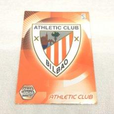 Cromos de Fútbol: (C-21) MEGA CRACKS 2006-2007 - (ATHLETIC) N°1 ESCUDO. Lote 180410527