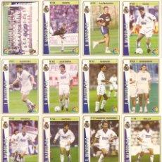 Cromos de Fútbol: 1994-1995 - REAL MADRID - LOTE 1/15 - MUNDICROMO. Lote 180420530