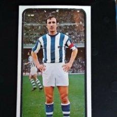 Cromos de Fútbol: 255 MARTINEZ REAL SOCIEDAD RUIZ ROMERO 73 74 1973 1974 RECUPERADO. Lote 180420623