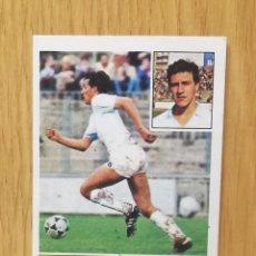 Cromos de Fútbol: ESTE LIGA 81/82... FICHAJE N °10..FRAILE...REAL MADRID.. NUNCA PEGADO.. SIN PEGAR.... Lote 180438191