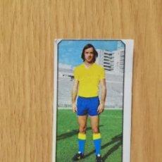 Cromos de Fútbol: ESTE LIGA 77/78...URRUCHURTU.. CÁDIZ.. RECUPERADO.... Lote 180458928