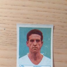 Cromos de Fútbol: CROMO Nº 4 SENDRA ÁLBUM ASES DEL FÚTBOL FERCA 1959 1960 (DESPEGADO). Lote 180516636