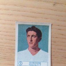 Cromos de Fútbol: CROMO Nº 5 QUINCOCES ÁLBUM ASES DEL FÚTBOL FERCA 1959 1960 (DESPEGADO). Lote 180516641